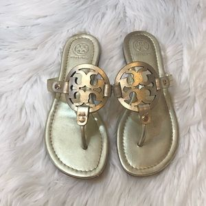 🎀Tory Burch Miller Sandals Size 6.5🎀